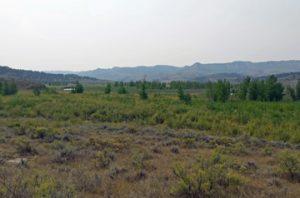 Seven Blackfoot Drainage